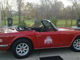 1975 Triumph TR6 Red Mike G