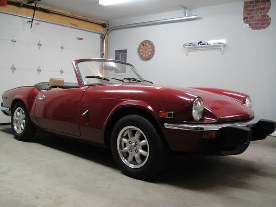 Maxresdefault in addition Paintcode together with Paintcode as well Triumph Spitfire Carmine Red Andy Jeans as well Triumph Stag. on 1976 triumph stag
