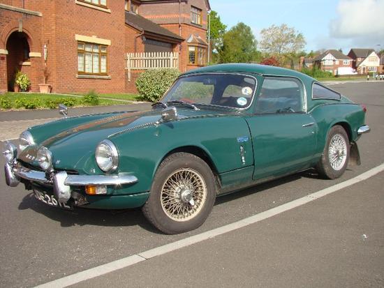 1967 triumph spitfire (fd5305) : registry : the triumph experience