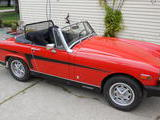 1976 MG Midget MkIII Red tom shumaker