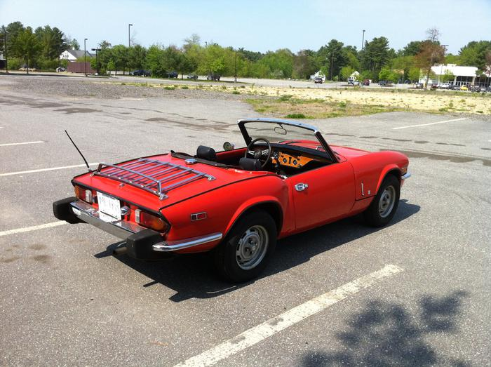 1975 triumph spitfire 1500 fm30105uo registry the triumph experience. Black Bedroom Furniture Sets. Home Design Ideas