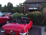 1969 Triumph Spitfire MkIII Red Bruce Jones