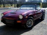 1978 Triumph Spitfire 1500 Red Metalic Dave B