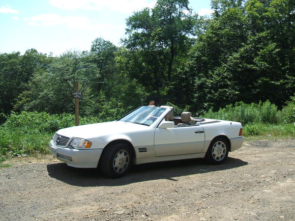 1995 mercedes benz sl500 98999abc registry the for 1995 mercedes benz sl500