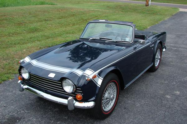 Used Cars Lawrence Ks >> 1968 Triumph TR250 (CD7910L) : Registry : The Triumph ...