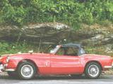 1965 Triumph Spitfire MkII Red Peter Griffin