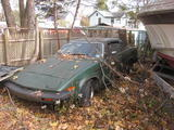 1977 Triumph TR7