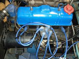 1968 Triumph Spitfire MkIV Blue steve murphy
